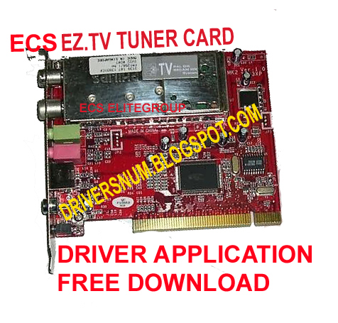 EZ TV TUNER CARD TREIBER WINDOWS 7