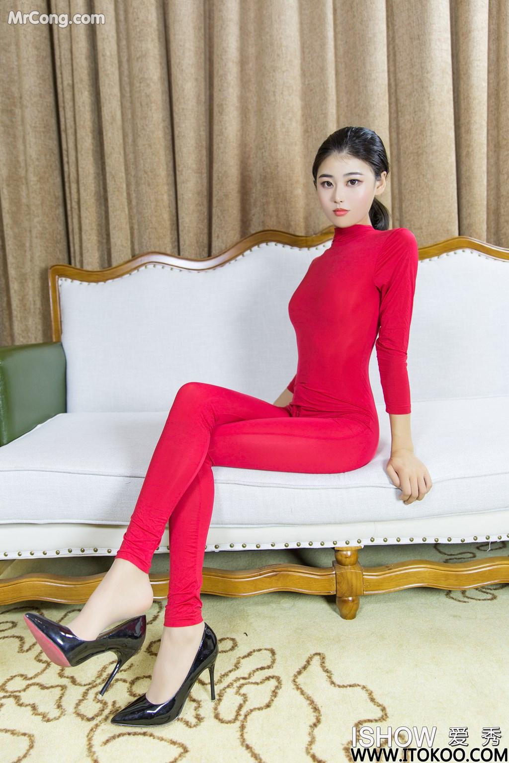Image ISHOW-No.184-Phoebe-MrCong.com-005 in post ISHOW No.184: Người mẫu 刘玥菲Phoebe (31 ảnh)