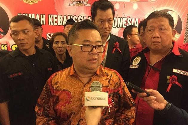 PDIP: Dibanding Ma'aruf Amin, Sandi Masih Belum Matang Urusan Kenegaraan
