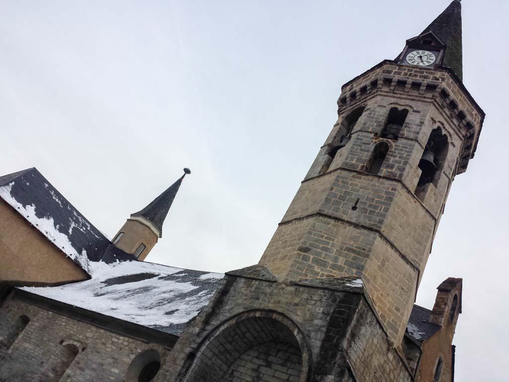 Iglesia parroquial de San Miquel