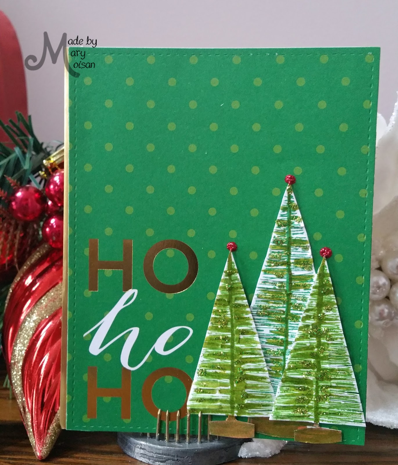 Where Does Christmas Trees Come From: Come Craft W/Me : Holiday 2016