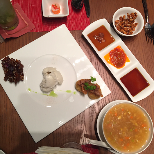Its all about Thai food at Sofitel the Palm ~ Tolu In Wonderland