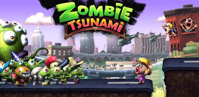 Zombie Tsunami v4.0.0 MOD APK