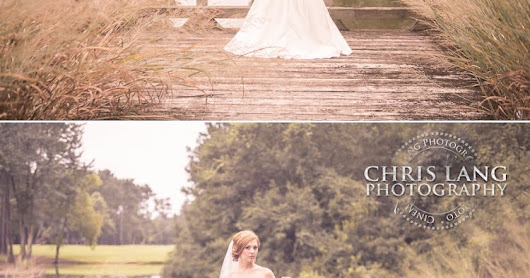 Bridal Session | River Landing Wallace NC |