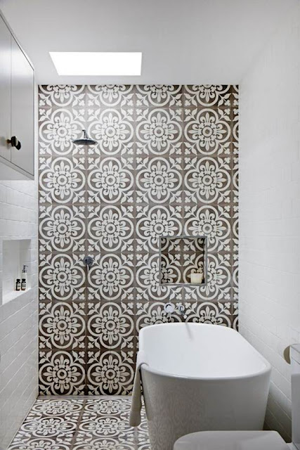 Different Tiles For Bathrooms 12
