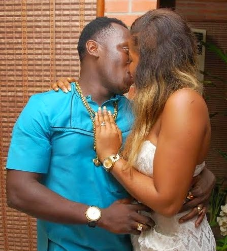 duncan mighty kissing girlfriend