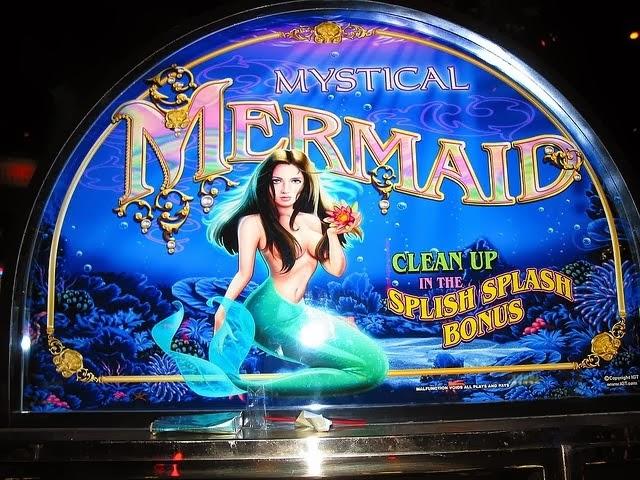 Mystical Mermaid Slot Machine Online