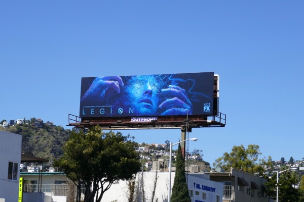 Legion season 2 billboard