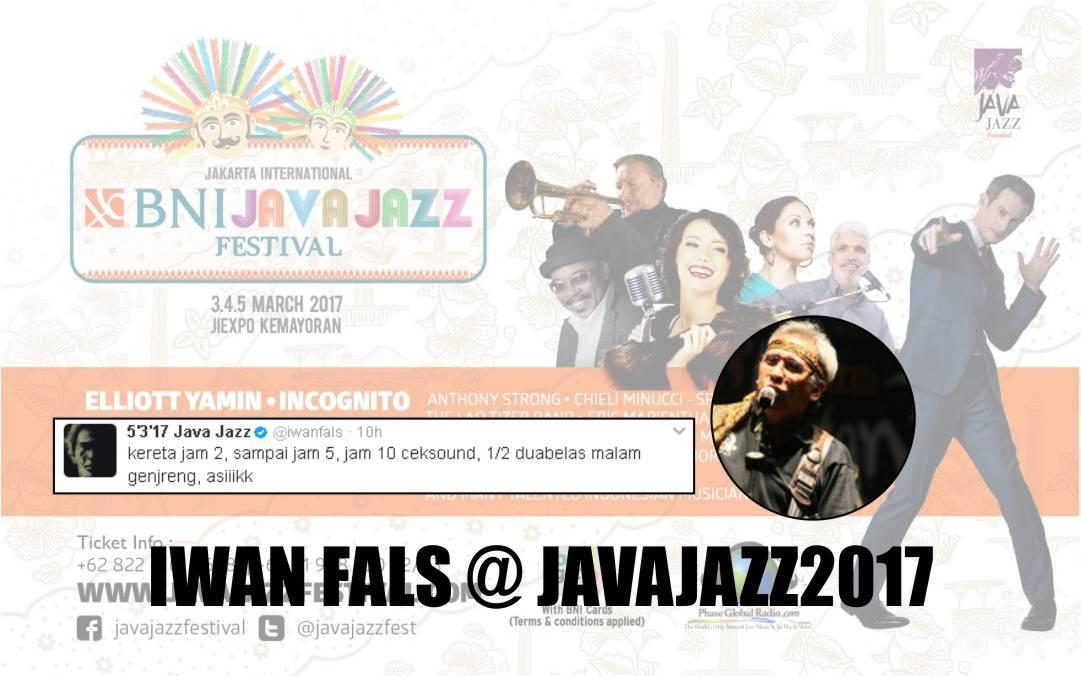 konser Iwan Fals di Java Jazz 2017