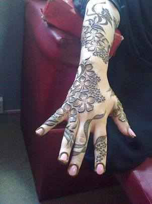 Sad Heart Girl Wallpaper Mehndi Design For Eid 2013 Zeeshan Malik S Official Blog
