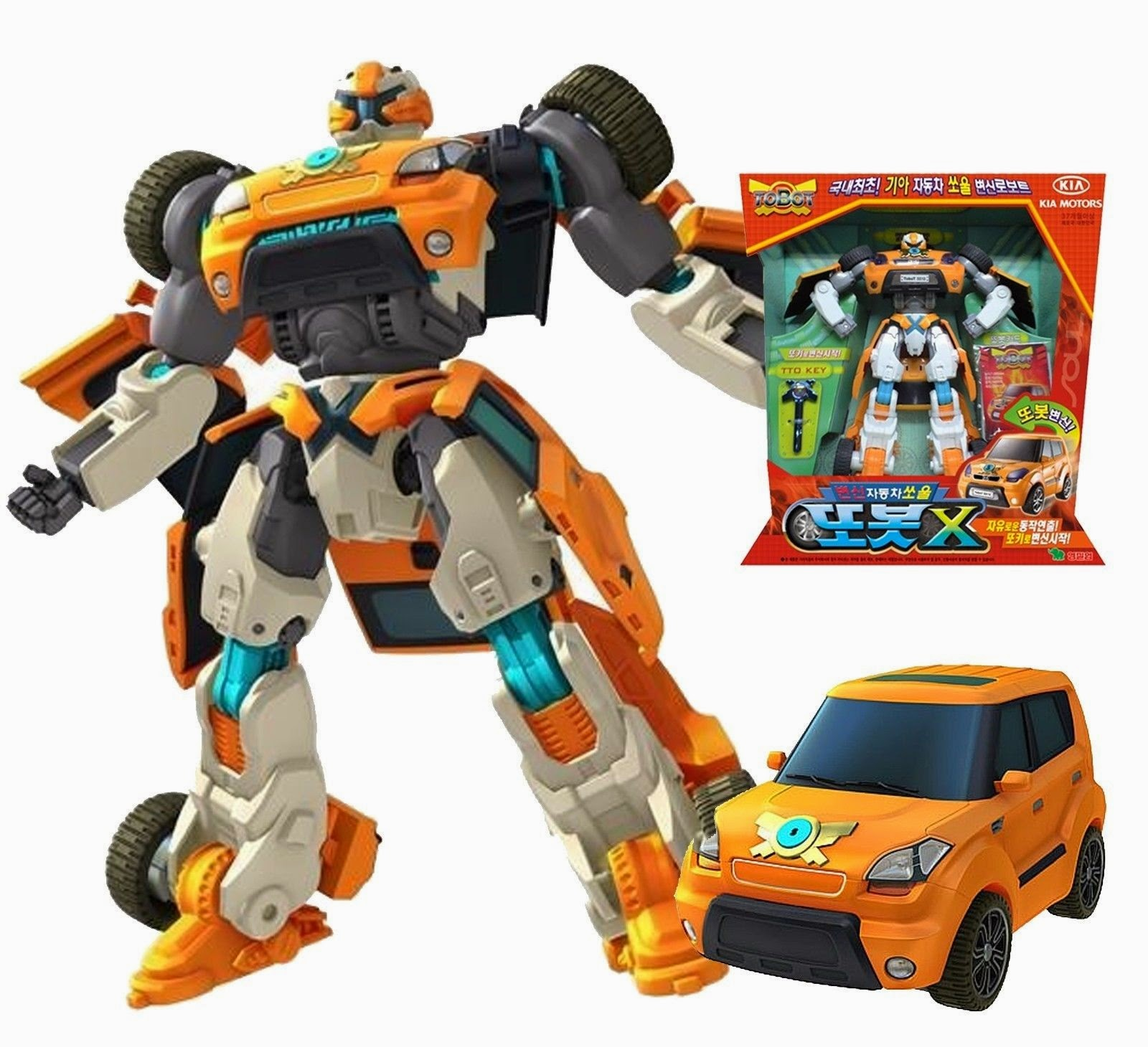 Cassey Boutique: Tobot Transformer Robot Toy