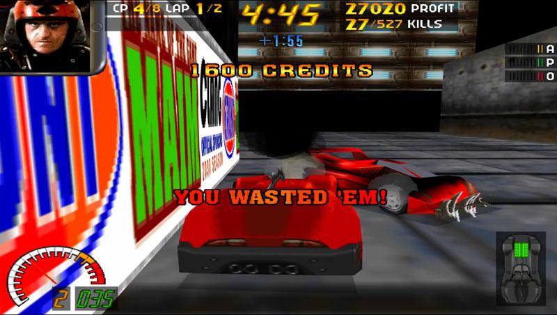 Carmageddon Captura de pantalla 8