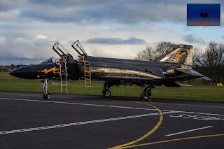 RAF McDonnell Douglas Phantom FGR.1 XV582 Cosford