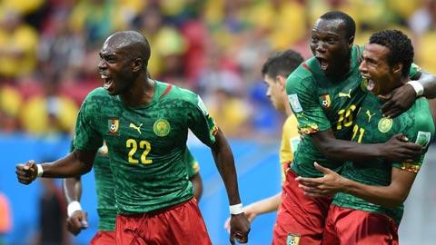 مشاهدة اهداف مباراة الكاميرون وبوركينا فاسو السبت 14-01-2017 كأس الأمم الأفريقية