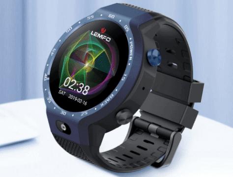 تعرف على مميزات ساعة 4G الذكية الجديدة 2019 Lemfo lem9