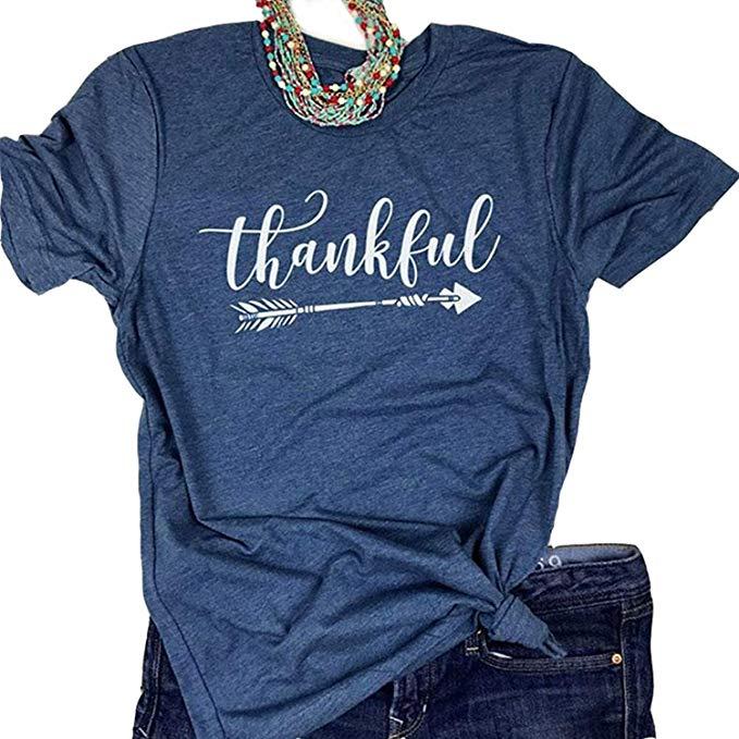 Women's Thankful Shirt