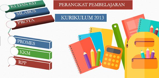 Perangkat Pembelajaran Kurikulum 2013 Revisi 2017 Kelas 2