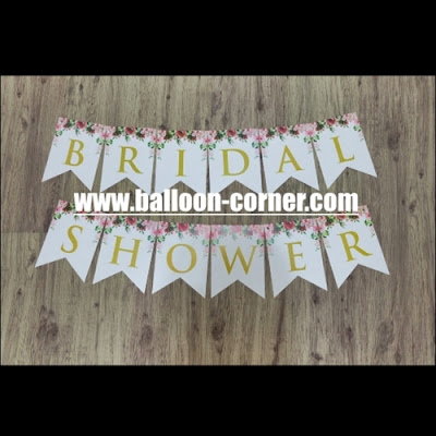 Bunting Flag Segilima BRIDAL SHOWER (NEW DESIGN)