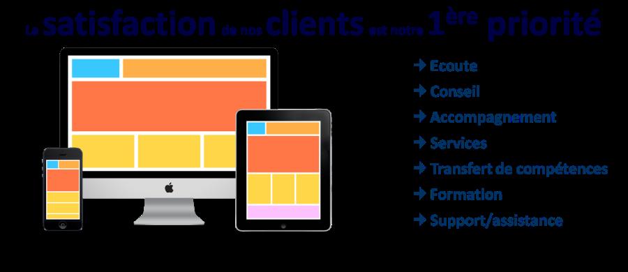 Joxweb : la satisfaction client est notre 1ère priorité