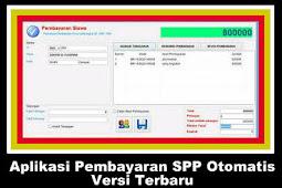 Download Aplikasi Pembayaran SPP Otomatis Versi Terbaru