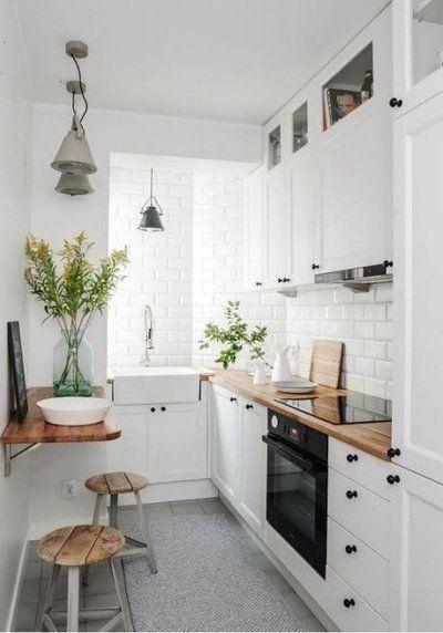 Aleja Kwiatowa Blog Wnetrzarski Dekoracje Do Domu Mala Kuchnia