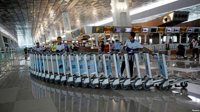 Inilah Hal yang Tidak Boleh Dilakukan di Bandara