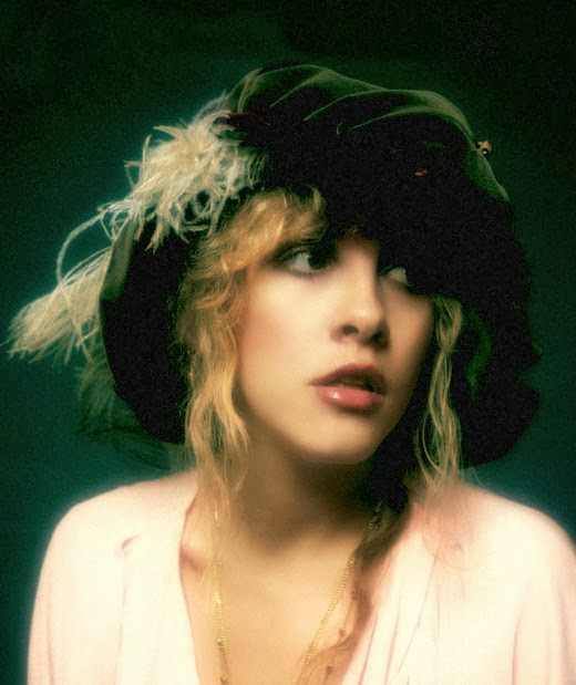 385723e38aad5 Stevie Nicks is known for her mystical image
