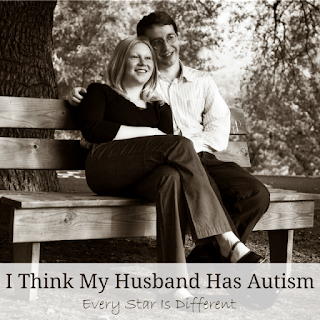 I think my husband has autism