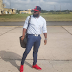 Timaya shares stylish photo, says no recession in his corner