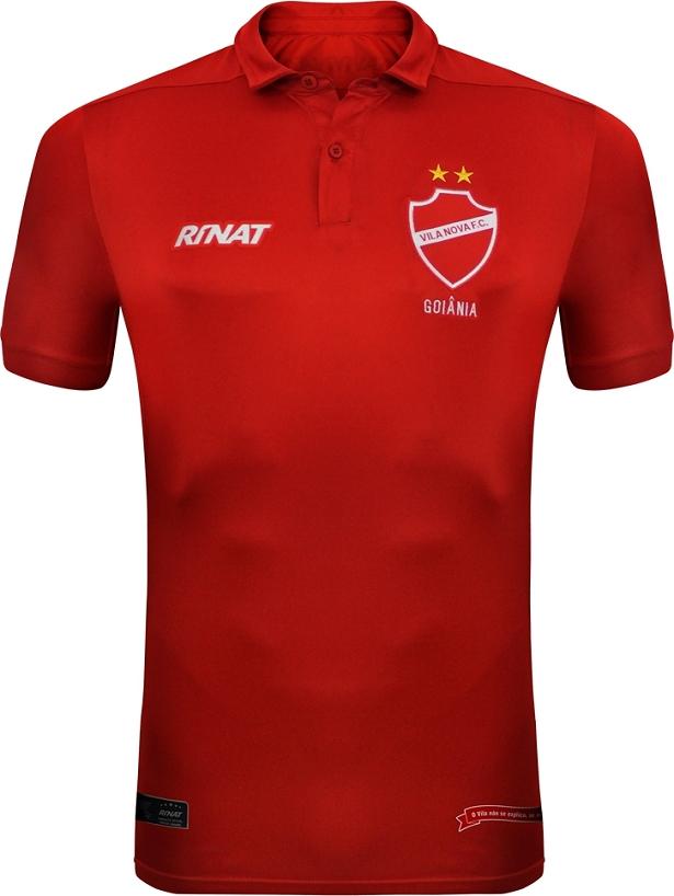 6c92766929 Rinat divulga as novas camisas do Vila Nova - Show de Camisas