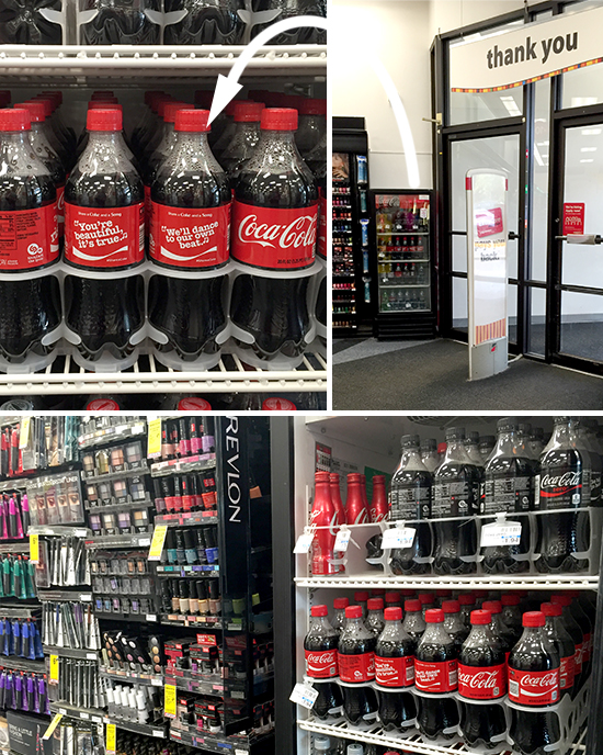 Share a Coke, Share a Song at CVS