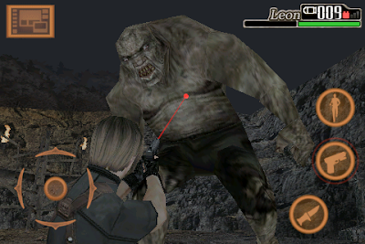 Android Application: Resident Evil 4 HD Download Game Android Gratis