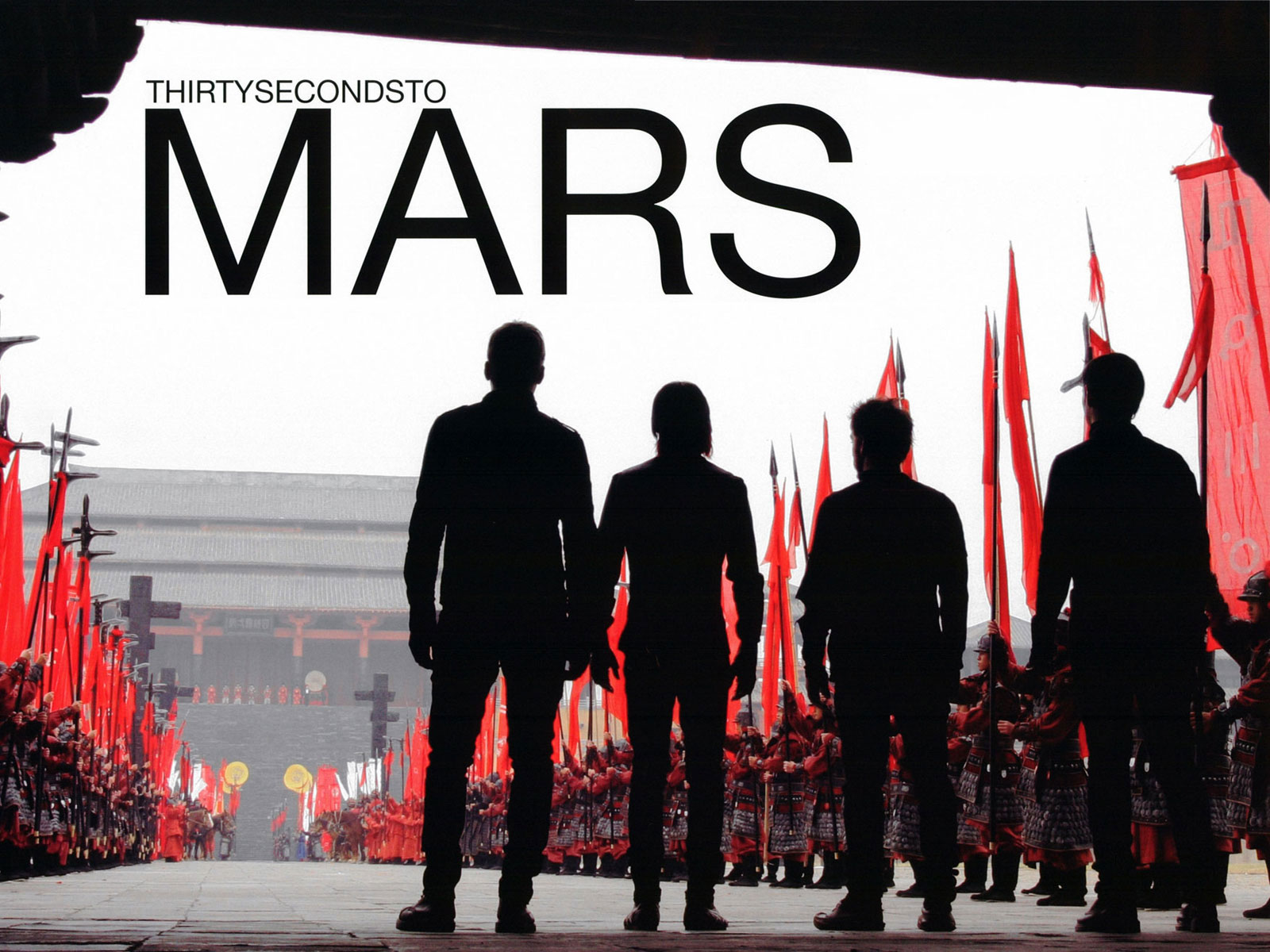 MUSIC AND VINE STREET: ARTICLE THREE: '30 Seconds to Mars ...