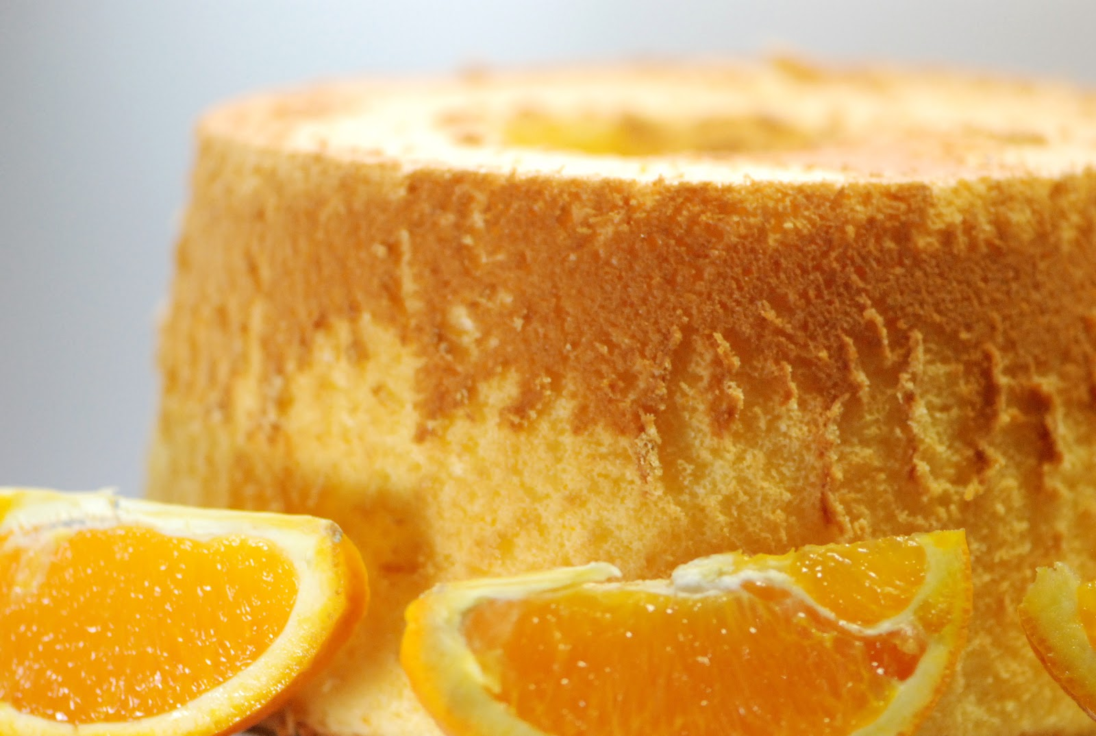 Martha Stewart Recipe For Orange Chiffon Cake