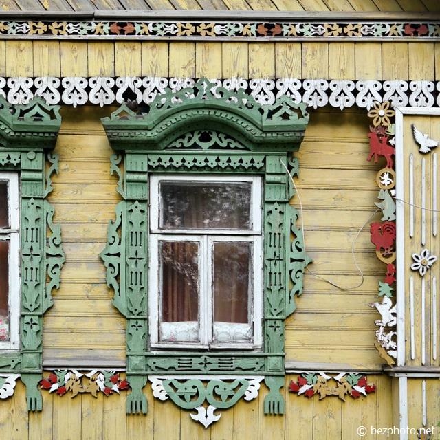 юрьев-польский деревянное зодчество