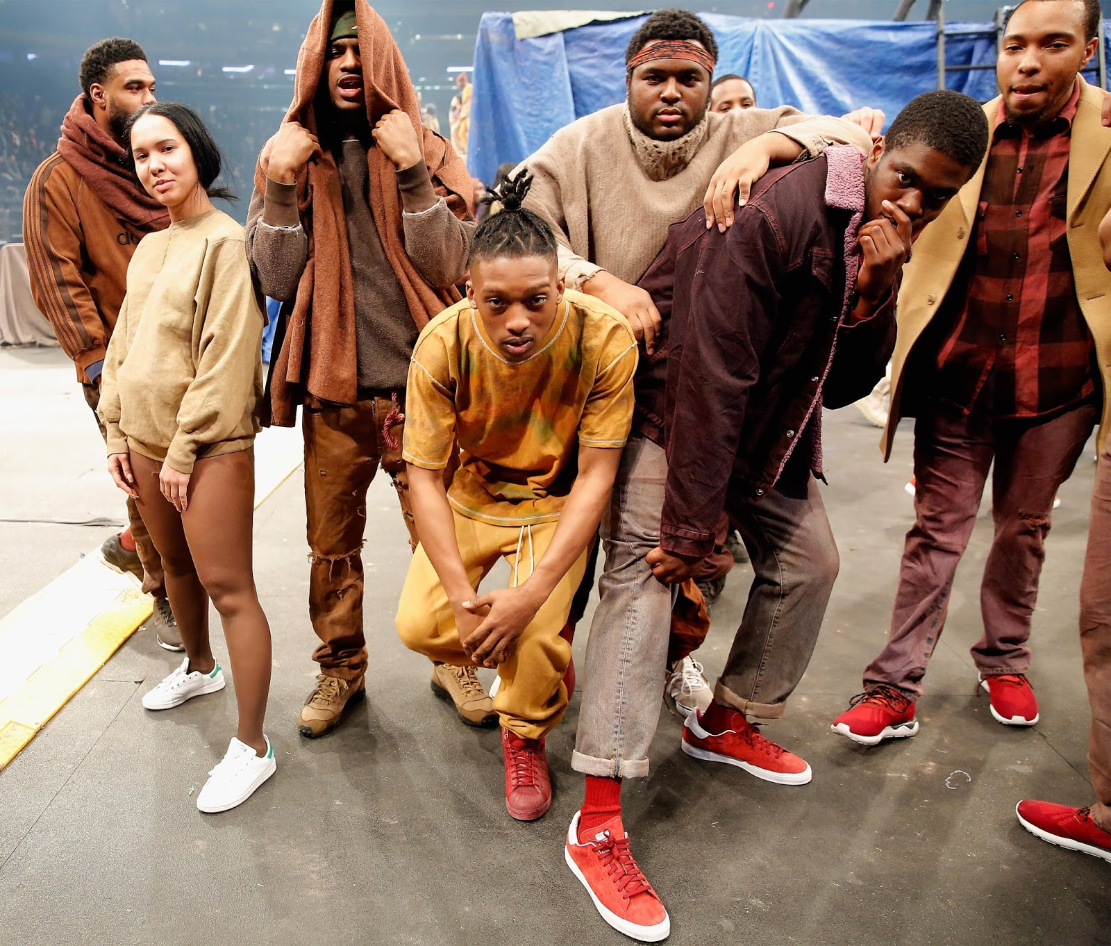 Yeezy Season 3 collection was a total mess