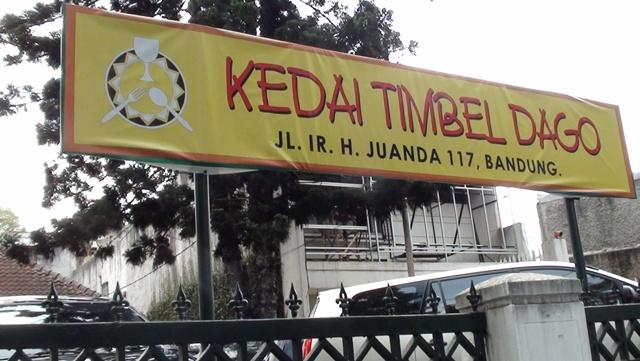 Kost Setiabudi Bandung Kedai Timbel Dago