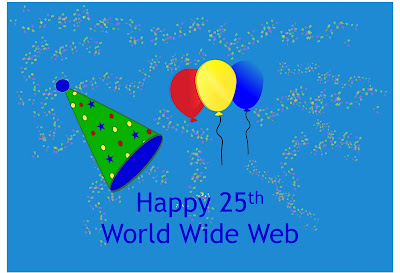 World Wide Web Happy Birthday!