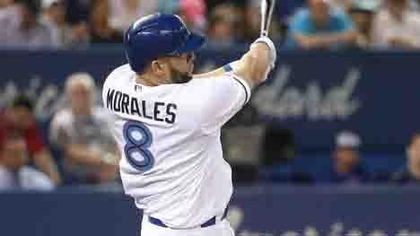 Kendrys Morales es el pelotero de Series Nacionales con más jonrones en las Grandes Ligas