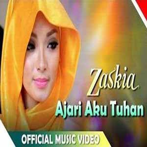 Download MP3 ZASKIA GOTIK - Ajari Aku Tuhan