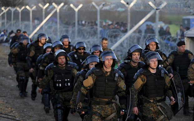 Slovakia backs enhanced control of Macedonian-Greek border