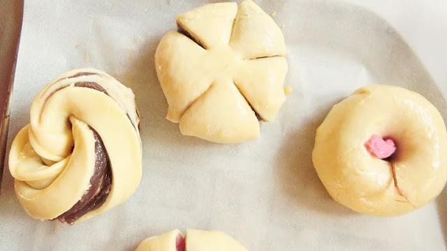 初めてでも失敗しないパンの成形方法(丸形・切り込み、ねじり型)
