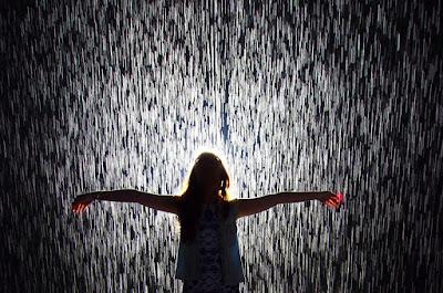 Hujan di Baturaden
