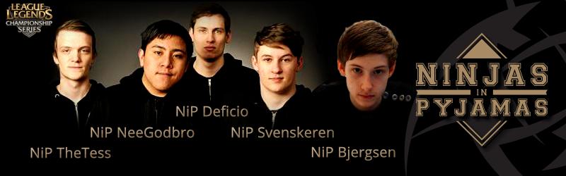 Surrender at 20: Major Roster Changes for EU LCS Team Ninjas