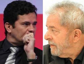 Defesa de Lula não se conforma e insiste que Sergio Moro é parcial