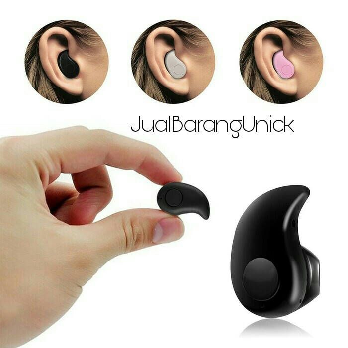 Dianitama Accesories Headset Bluetooth Mini S530 Headset Keong Bluetooth Murah Kualitas Bagus Surabaya