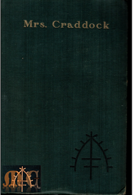 Mrs Craddock, 1902 first edition - W. Somerset Maugham