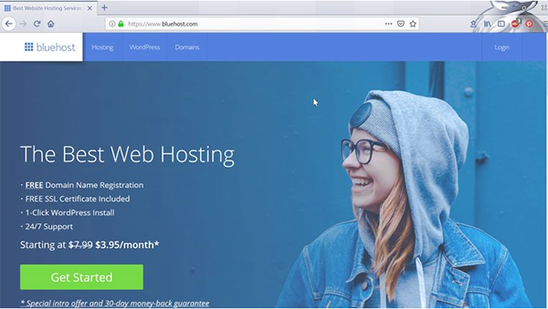 How to Buy Bluehost Hosting and Domain for your blog site?