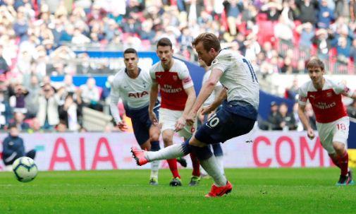 Tottenham Hotspur vs Arsenal 1-1 Video Gol Highlights