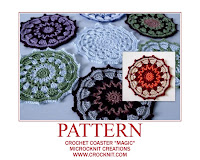 how to crochet, crochet patterns, coasters, doileys, decorative,